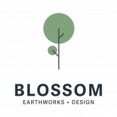 Blossom Logo Replicated